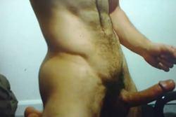 [Amador] Safadinho flagra o tio pauzudo na webcam