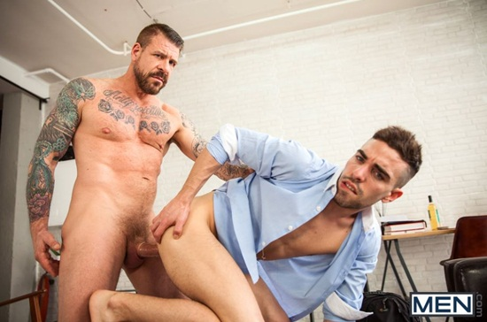 porno gay josh milk rocco steele