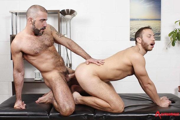 massagista gay passivo