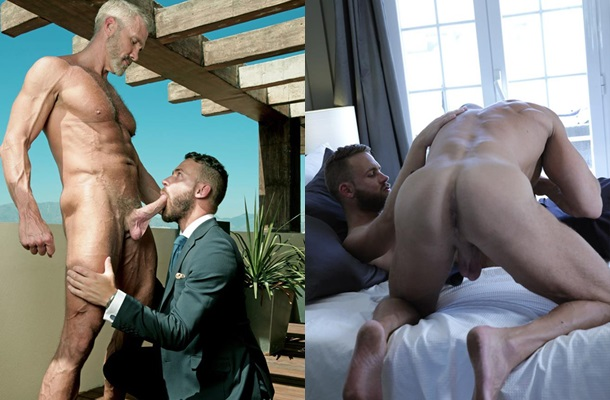 sexo gay dallas steele logan moore