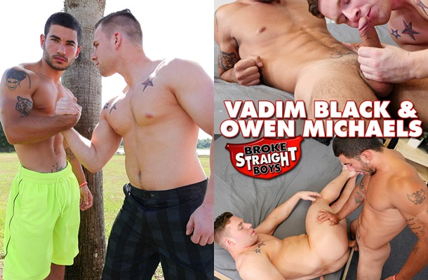 Vadim Black Owen Michaels