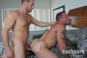 CockysureMen - Hans Berlin and Sean Duran Bareback