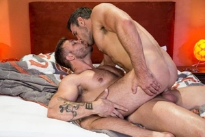 Austin Wolf pounds Alex Mecum – The Fixer
