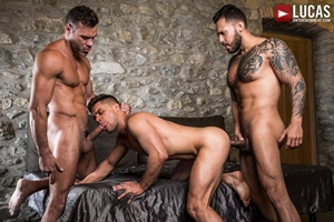 Alpha Tops Viktor Rom And Manuel Skye Use Klim Gromov's Hole