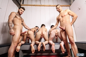Snap! Part 2 – William Seed, Thyle Knoxx, Ethan Chase & Jordan Fox