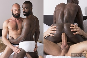 Gianni Maggio and Peter Connor - Bearded Horny Mates