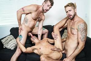 Living That Ho Life Part 2 – Jay Austin, Titus & Wesley Woods