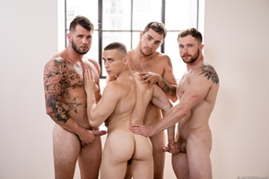 Tag Teaming Dante – Dante Martin, Markie More, Johnny Hill, Carter Woods