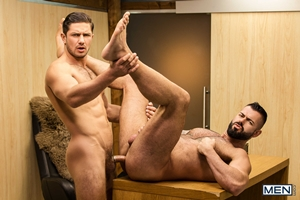 Dato Foland, Victor D'Angelo – To Protect And Service The Cock