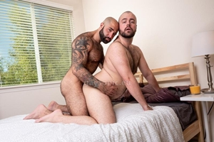 Atlas Grant and Dax Librastic – I've Been Waiting