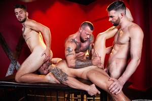 The Night Riders – Woody Fox, Sean Duran, Riley Mitchel, Dante Colle