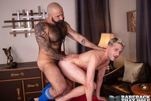 Hung Bottom – Atlas Grant and Sherman Maus