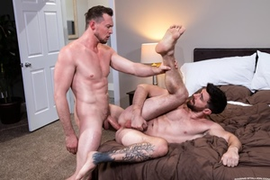Woody Fox, Pierce Paris - Hot, Raw and Ready!