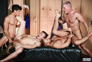 Kaleb Stryker, Dirk Caber, Zander Lane, Dale Savage - The Caddy And The Daddy Part 3