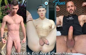 Eric Rey, Owen Hawk & David Eck